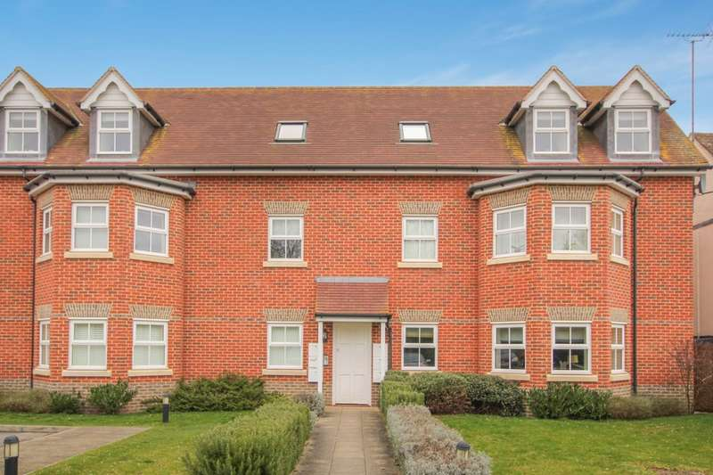2 Bedrooms Flat for sale in Phoenix Court, Thame, Oxfordshire