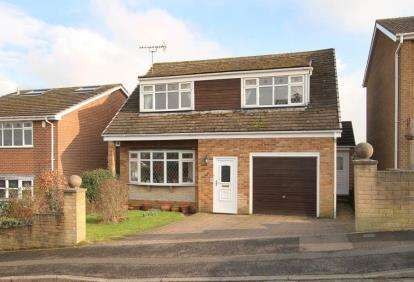 4 Bedrooms Detached House for sale in Falkland Rise, Dronfield, Derbyshire