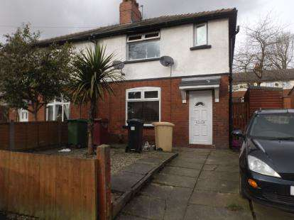 3 Bedrooms Semi Detached House for sale in Stirling Road, Bolton, Greater Manchester, BL1