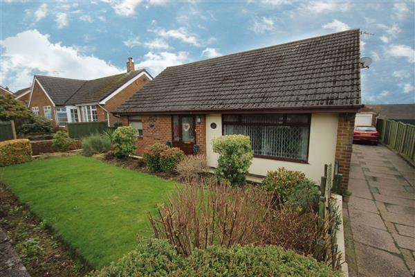 4 Bedrooms Bungalow for sale in Paladin Avenue, Weston Coyney, Stoke-on-Trent