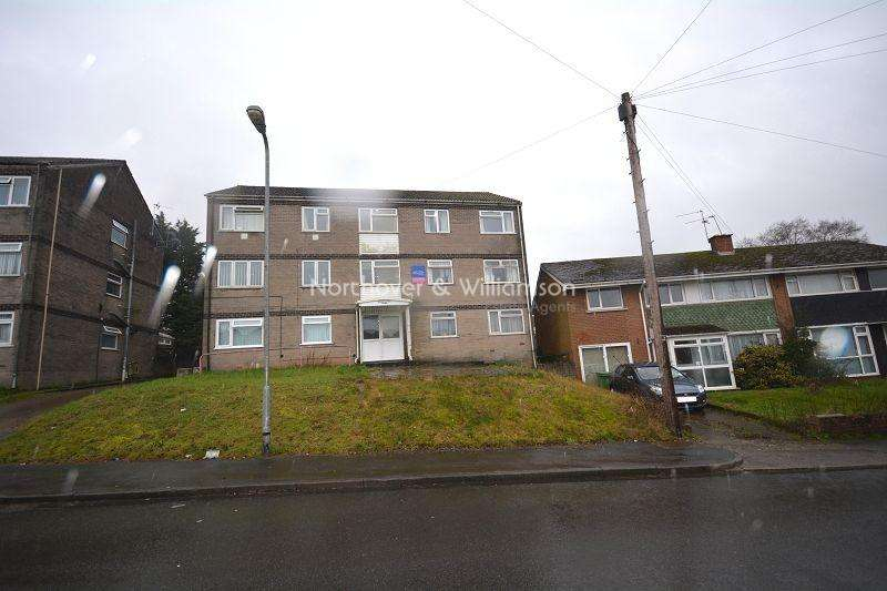 2 Bedrooms Flat for sale in Cranleigh Rise, Rumney, Cardiff, Cardiff. CF3