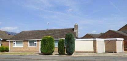 3 Bedrooms Bungalow for sale in Coleridge Drive, Enderby, Leicester, Leicestershire