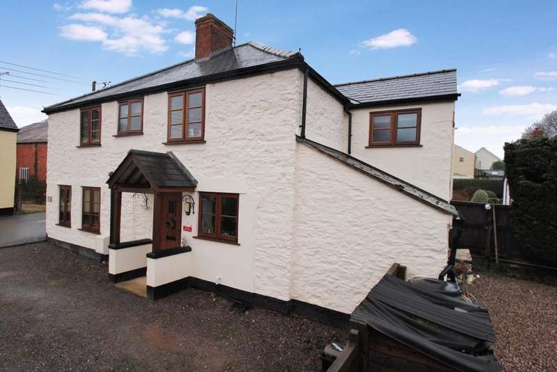 4 Bedrooms Detached House for sale in Langley Marsh, Wiveliscombe
