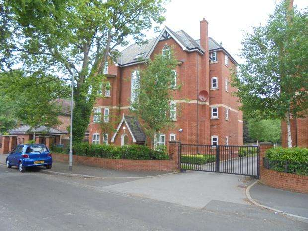 2 Bedrooms Apartment Flat for sale in Wellor Court Stanley Road, Whalley Range, Manchester, M16