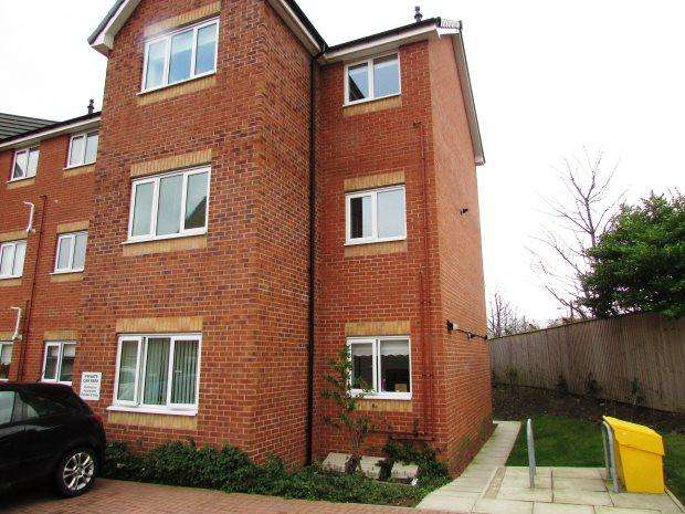 2 Bedrooms Flat for sale in MARINERS WAY, SEAHAM, SEAHAM DISTRICT