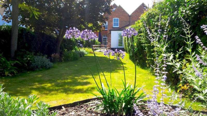 5 Bedrooms Semi Detached House for sale in Foreland Road, Bembridge, Isle of Wight, PO35 5XN