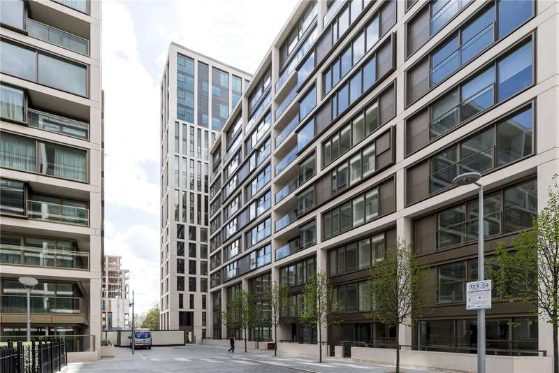 2 Bedrooms Flat for sale in Benson House, 4 Radnor Terrace, London, W14