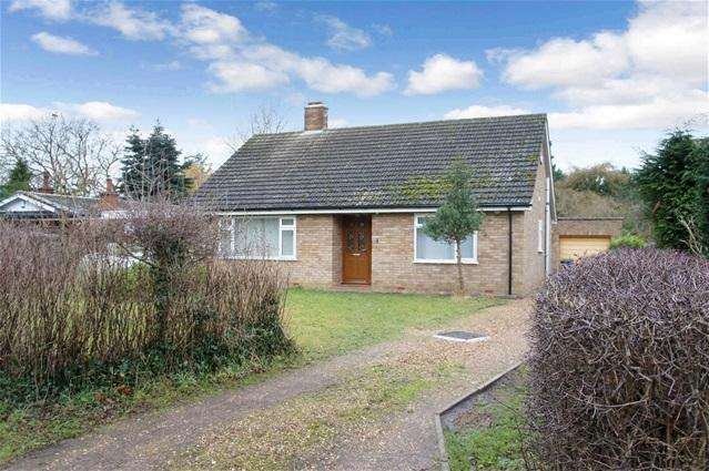 3 Bedrooms Detached Bungalow for sale in High Street, Riseley