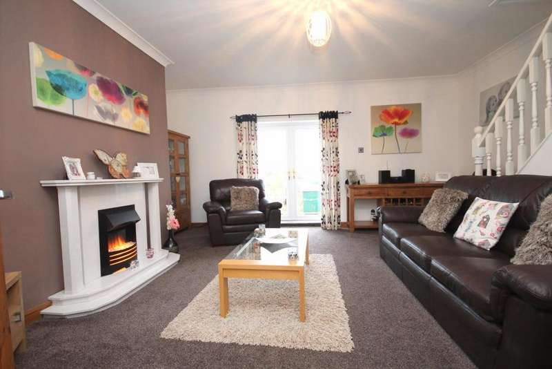 3 Bedrooms Terraced House for sale in Railway Terrace, Willington, Crook