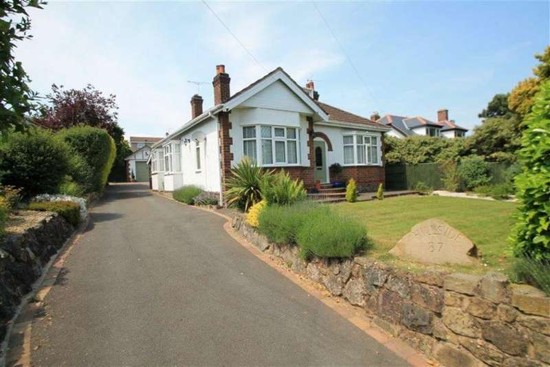 3 Bedrooms Detached Bungalow for sale in Box Lane, Acton, Wrexham