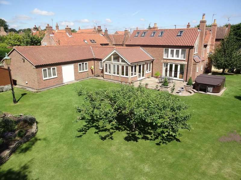 4 Bedrooms Detached House for sale in Main Street, Flintham