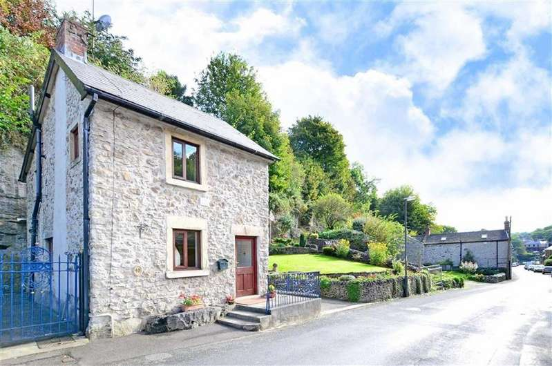 2 Bedrooms Detached House for sale in The Pinfold, 48, Yeoman Street, Bonsall, Matlock, Derbyshire, DE4