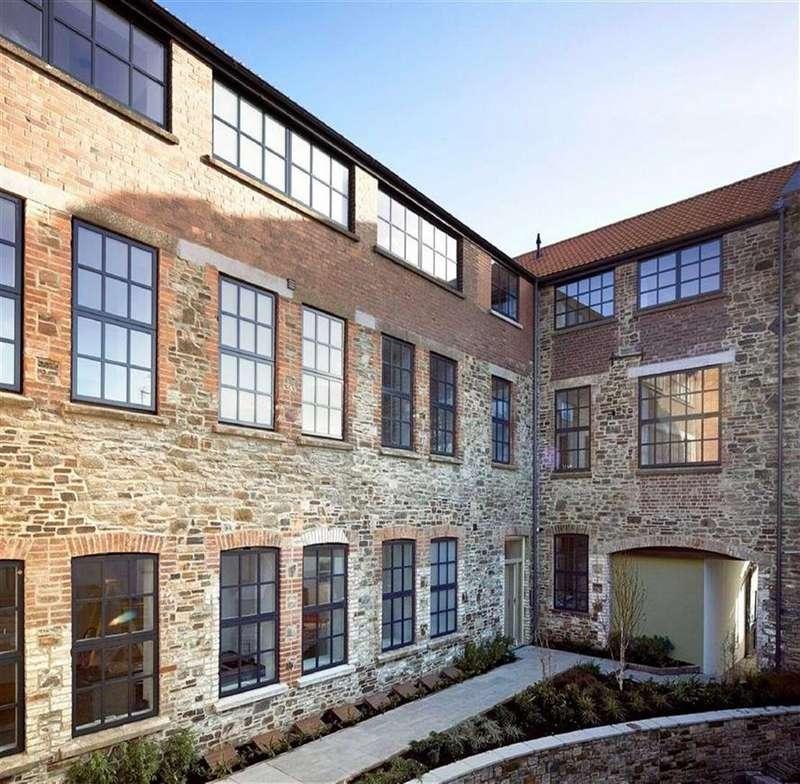 1 Bedroom Apartment Flat for sale in Ladywell, Pilton, Barnstaple, Devon, EX31