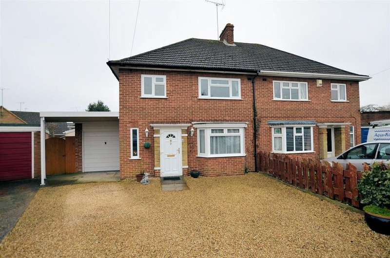 5 Bedrooms Semi Detached House for sale in Lyme Grove, Tilehurst, Reading