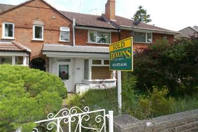 4 Bedrooms Terraced House for rent in Weoley Avenue, Selly Oak, B29