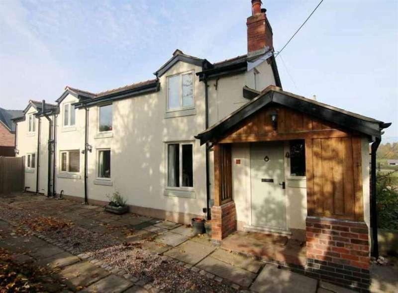 2 Bedrooms Cottage House for sale in Waste Lane, Kelsall