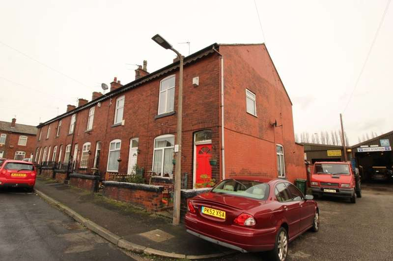 2 Bedrooms Property for sale in Barlow Street, Radcliffe, Manchester, M26