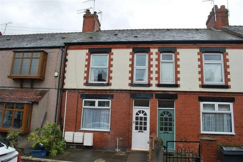 1 Bedroom Flat for sale in King Edward Street, Shotton, Deeside, Flintshire