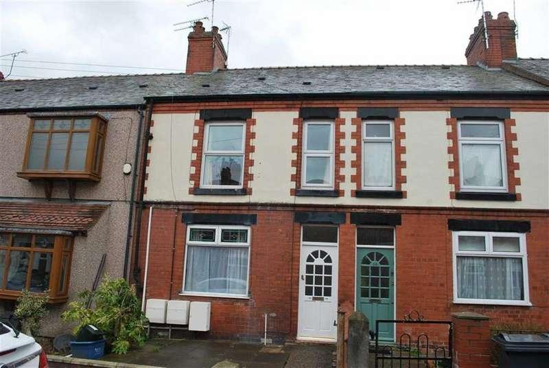 1 Bedroom Flat for sale in King Edward Street, Shotton, Deeside, Flintshire