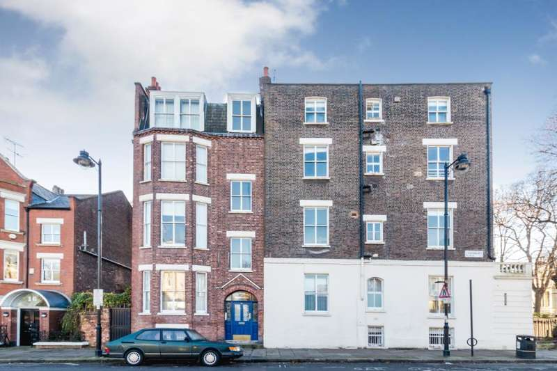 2 Bedrooms Apartment Flat for sale in Canonbury