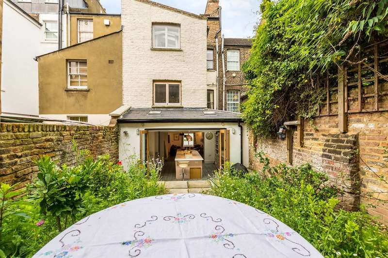 4 Bedrooms House for sale in Latimer Road, North Kensington, W10