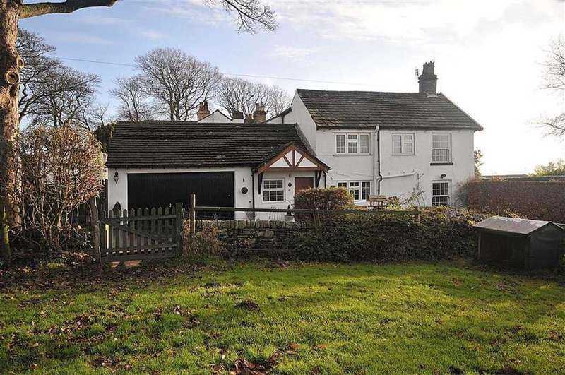 5 Bedrooms Link Detached House for sale in Birtles Road, Macclesfield
