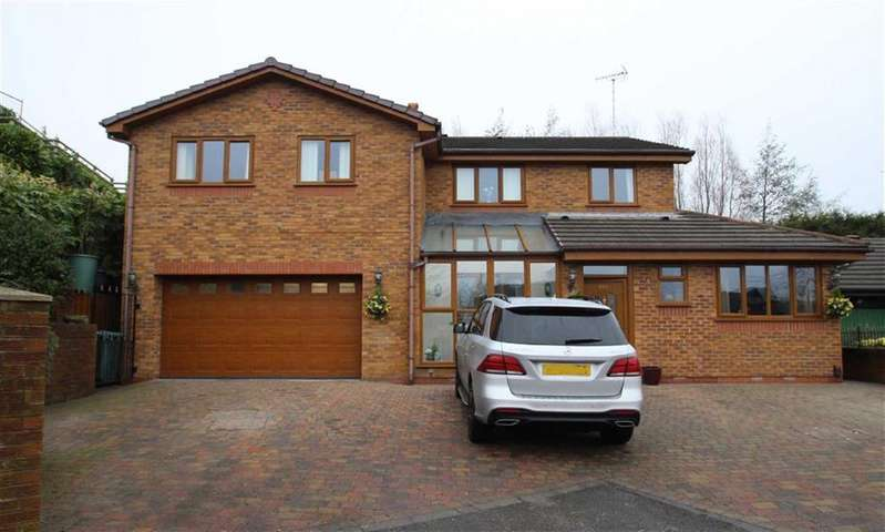 6 Bedrooms Detached House for sale in 17, Bowlers Walk, Fieldhouse Park, Rochdale, OL12