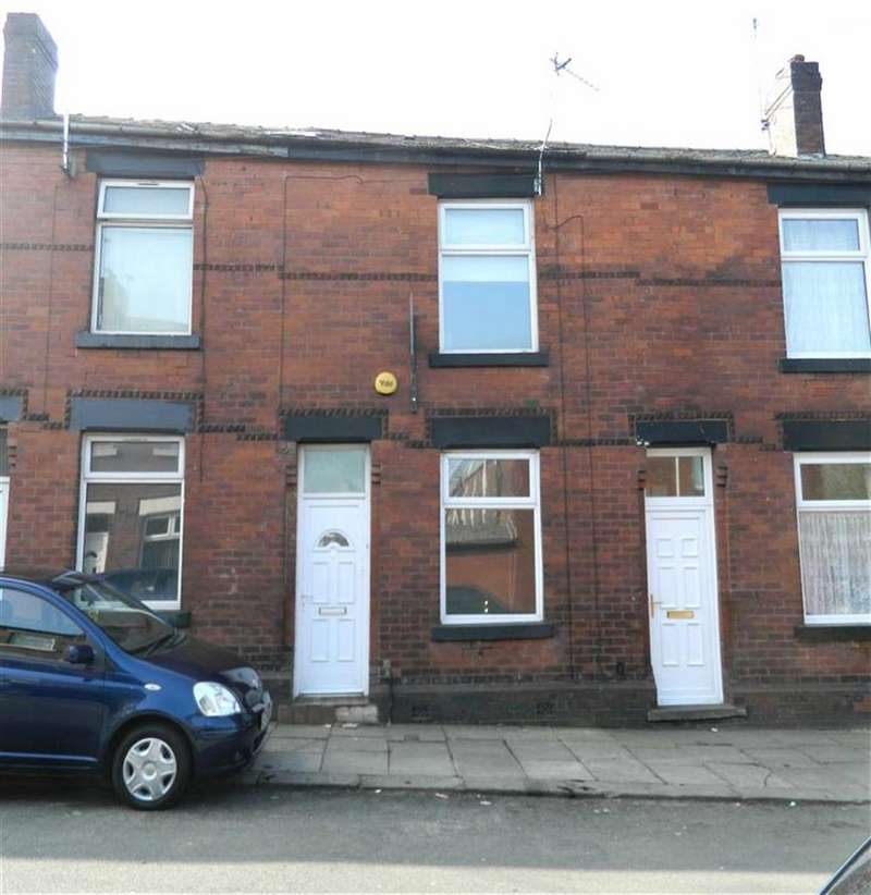 2 Bedrooms Terraced House for sale in 6, Briar Street, Sparth Bottoms, Rochdale, OL11