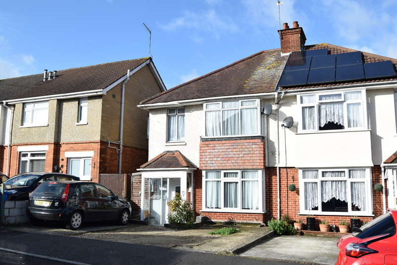 3 Bedrooms Semi Detached House for sale in Farcroft Road, Parkstone