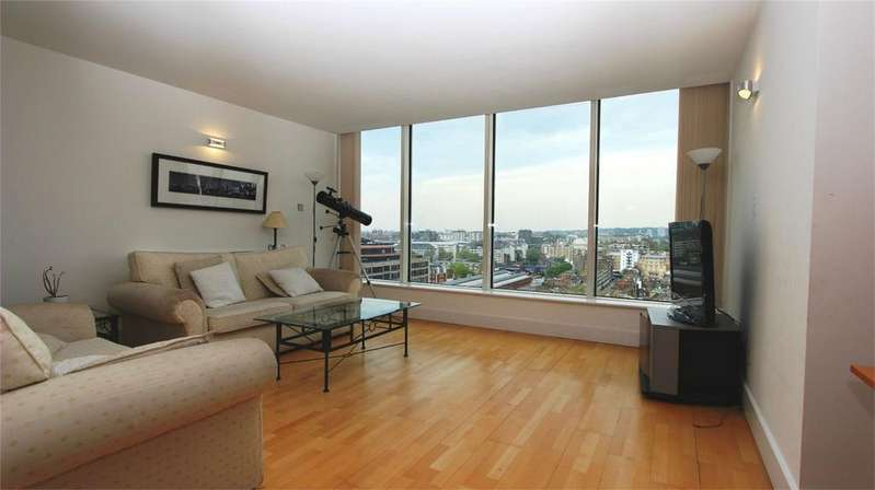 3 Bedrooms Flat for sale in Marathon House, 200 Marylebone Road, London