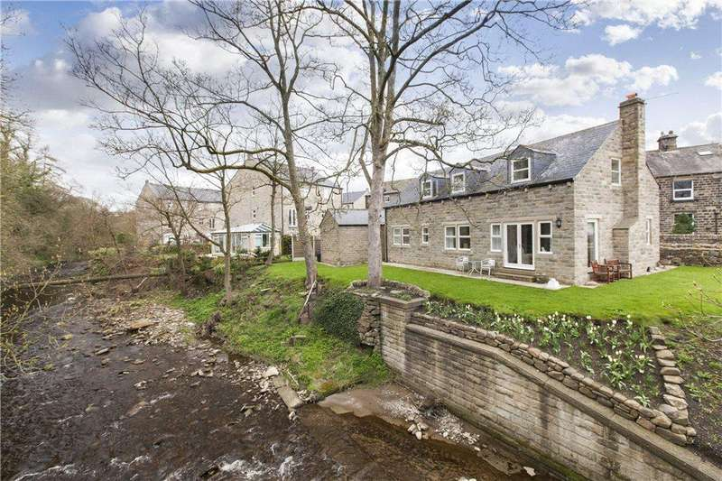 3 Bedrooms Detached House for sale in The Old Corn Mill, Glusburn, Keighley, North Yorkshire