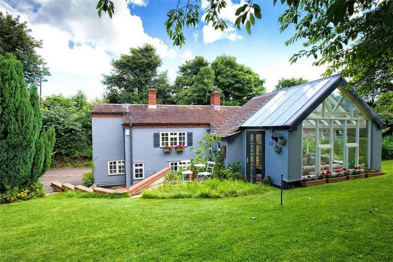 4 Bedrooms Cottage House for sale in Gorsty Bank, 11-13 Cross in Hand Lane, Lichfield, Staffordshire