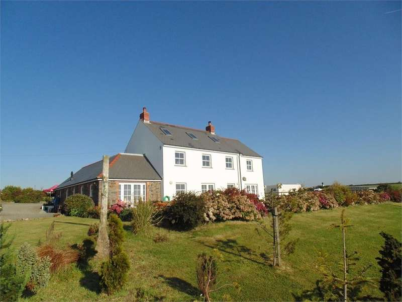 7 Bedrooms Farm House Character Property for sale in Simpson Hill Farm, Simpson Cross, Haverfordwest, Pembrokeshire