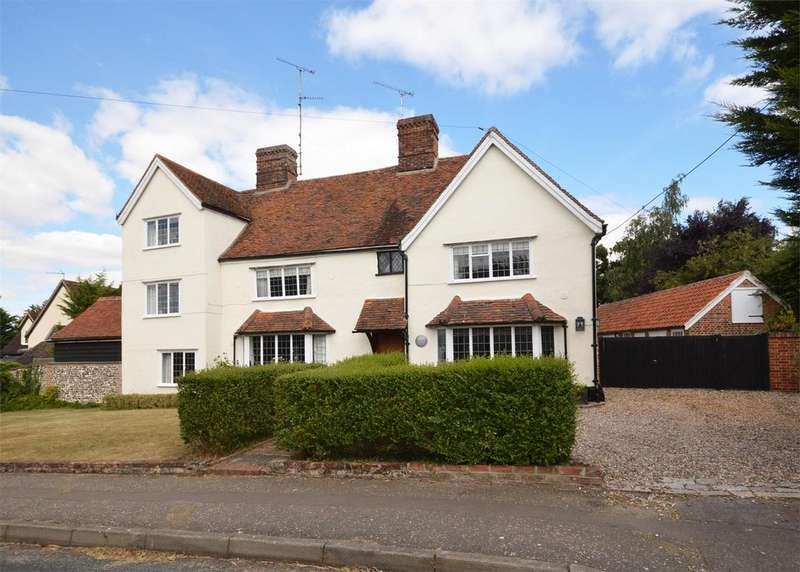 5 Bedrooms Detached House for sale in The Old House, Great Easton, Dunmow