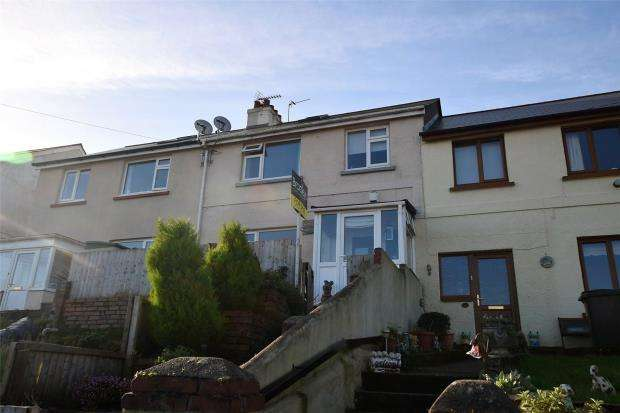 4 Bedrooms Terraced House for sale in Hayes Gardens, Paignton, Devon