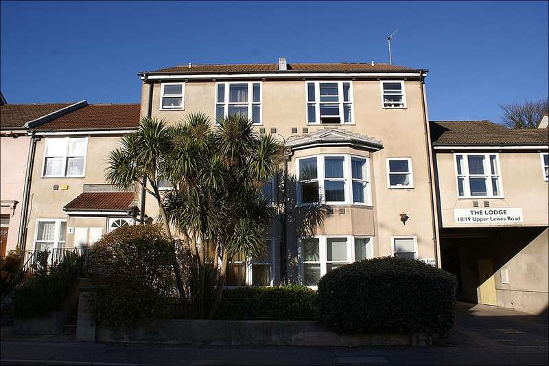 1 Bedroom Flat for sale in The Lodge, 18-19 Upper Lewes Road, Brighton