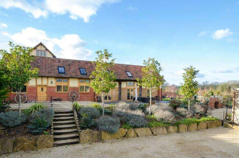 4 Bedrooms Detached House for sale in Cowbridge Farm, Swindon Road, Malmesbury, Wiltshire