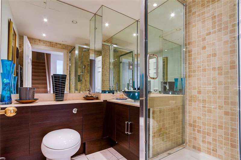 3 Bedrooms Flat for sale in The Quadrangle, Chelsea Harbour