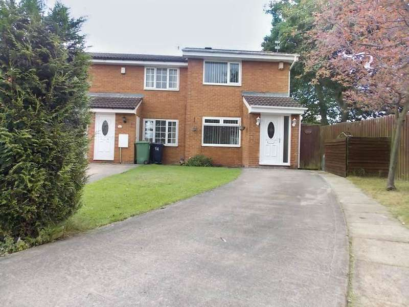 2 Bedrooms House for sale in Middleham Court, Witherwack