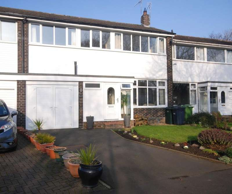 4 Bedrooms House for sale in The Orchard, Whickham