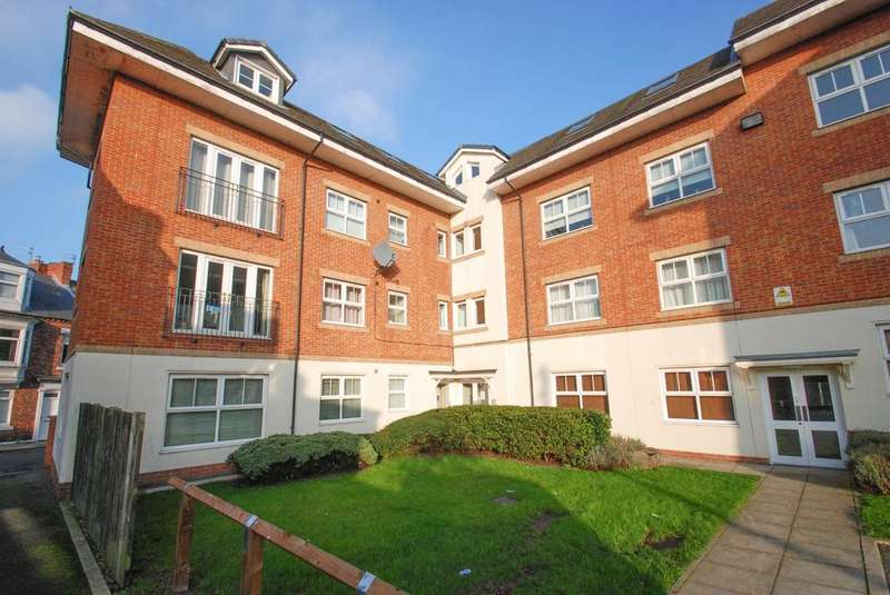 2 Bedrooms Flat for sale in Rekendyke Mews, South Shields
