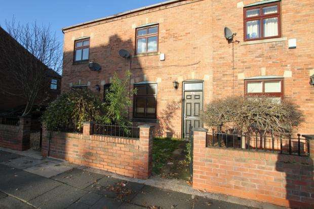 2 Bedrooms Terraced House for sale in Heath Street Golborne Wigan