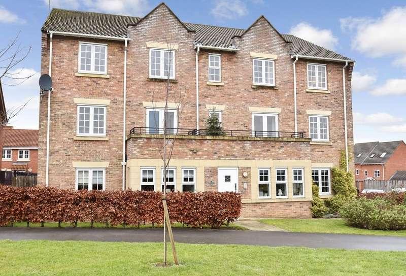 2 Bedrooms Ground Flat for sale in Angel Gardens, Knaresborough