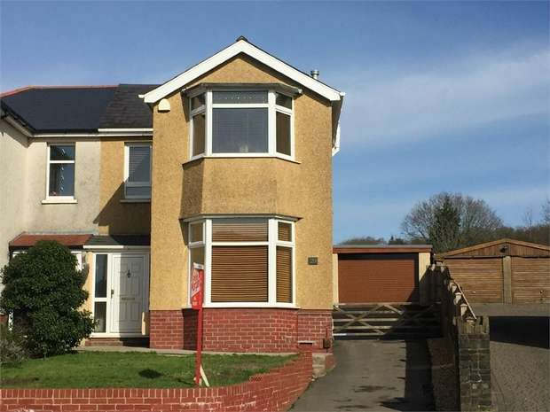 3 Bedrooms Semi Detached House for sale in Main Road, Bryncoch, Neath, West Glamorgan