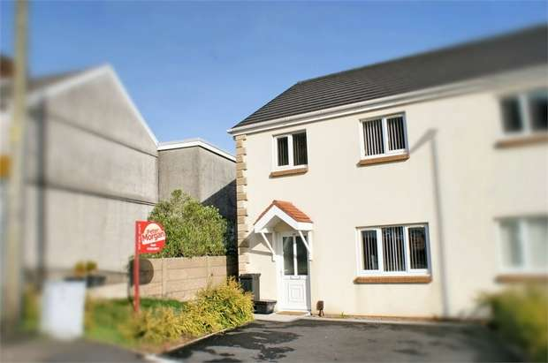 3 Bedrooms Semi Detached House for sale in Main Road, Cilfrew, Neath, West Glamorgan