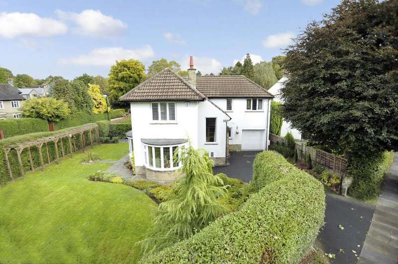 4 Bedrooms Detached House for sale in Hornbeam Crescent, Harrogate