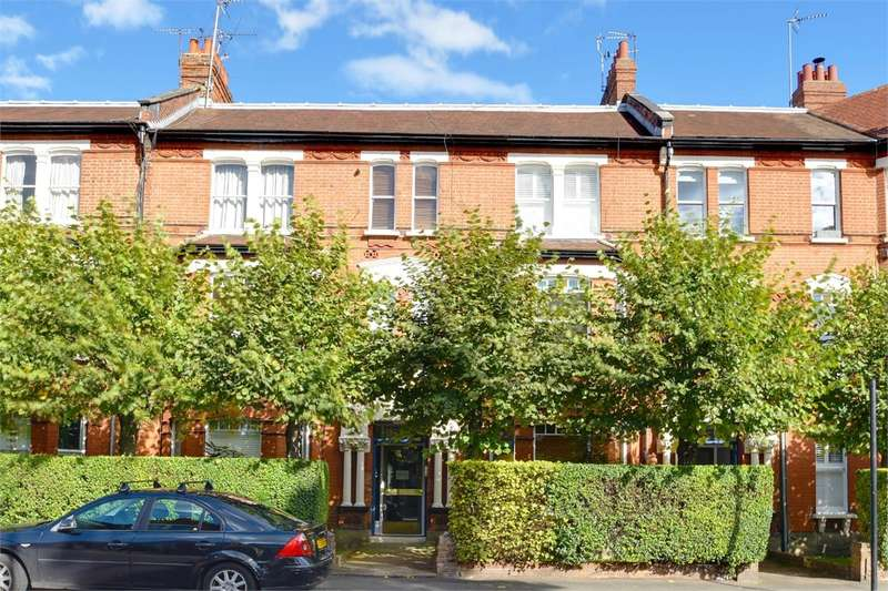 2 Bedrooms Flat for sale in Ferme Park Mansions, Ferme Park Road, Crouch End, London