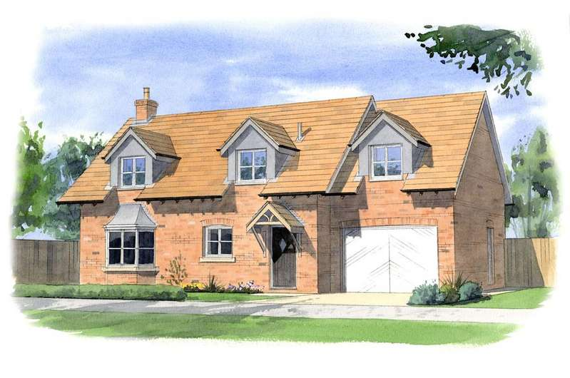 5 Bedrooms Detached House for sale in Mill Lane, Saxilby, LN1