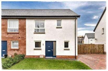 3 Bedrooms Semi Detached House for sale in Burnshot Walk, Oatlands, Glasgow