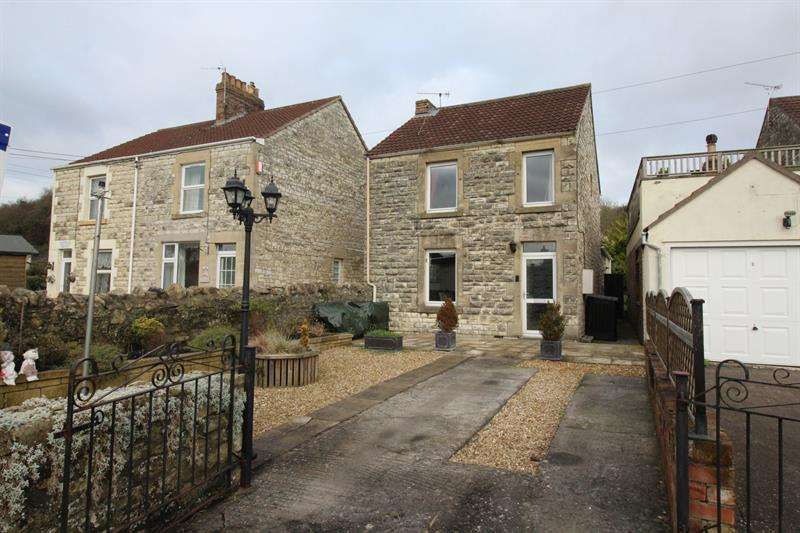 3 Bedrooms Detached House for sale in Belle Vue, Midsomer Norton, Radstock